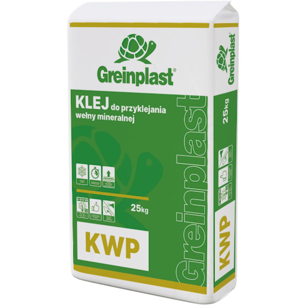 Клей для минеральной ваты KW GREINPLAST 25 кг