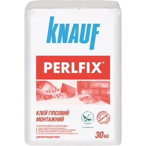 Клей сухий монтажний Перлфікс, KNAUF 30 кг