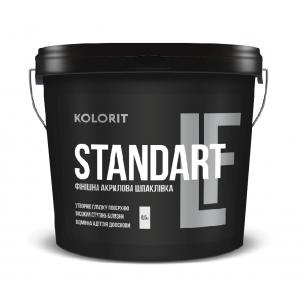Фарба Колорит Standart LF 1,7кг. (фінішна акрилова шпаклівка)