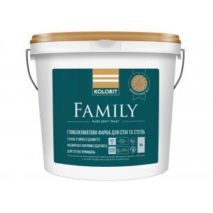 Фарба Колорит Family  База  А 0.9л