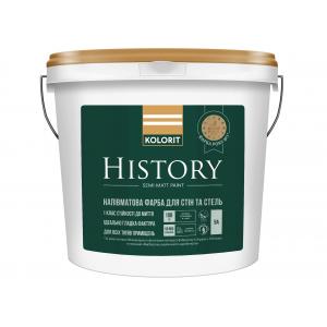 Фарба Колорит History  База  А 0.9л