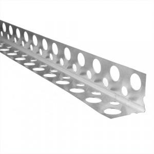 Накутник алюмінієвий перфорований 23х23*0,35 2,5м U