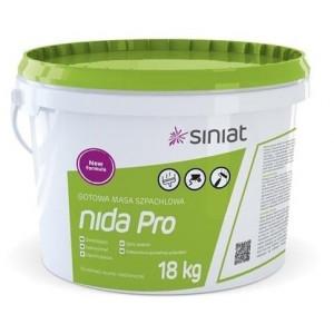 Шпаклівка готова маса NIDA Pro Readymix 18 кг