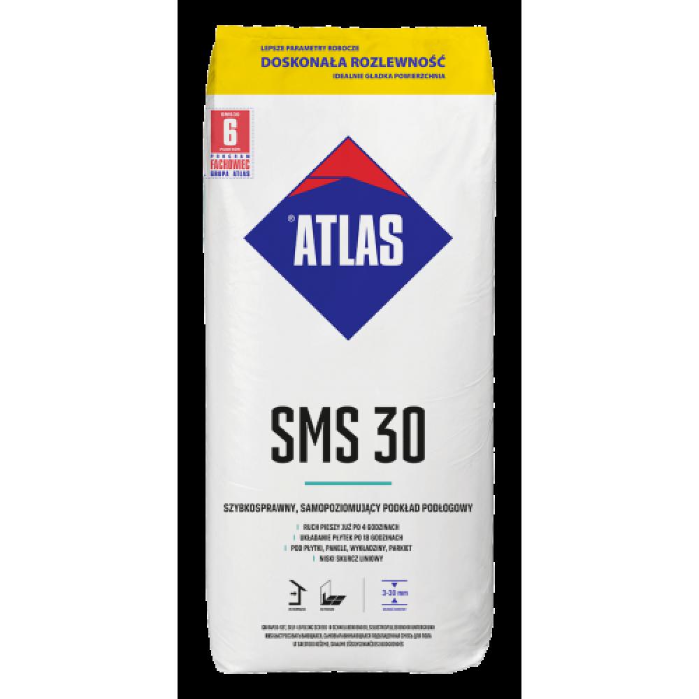Самовыравнивающийся пол АТLAS SMS 30 25кг