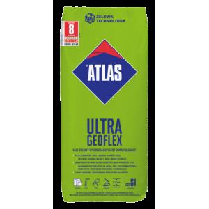 Клей для плитки високоеластичний деформуючий  ATLAS GEOFLEX ULTRA 25кг