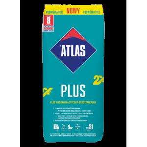 Клей для плитки еластичний  АТLAS PLUS NOWY 25кг