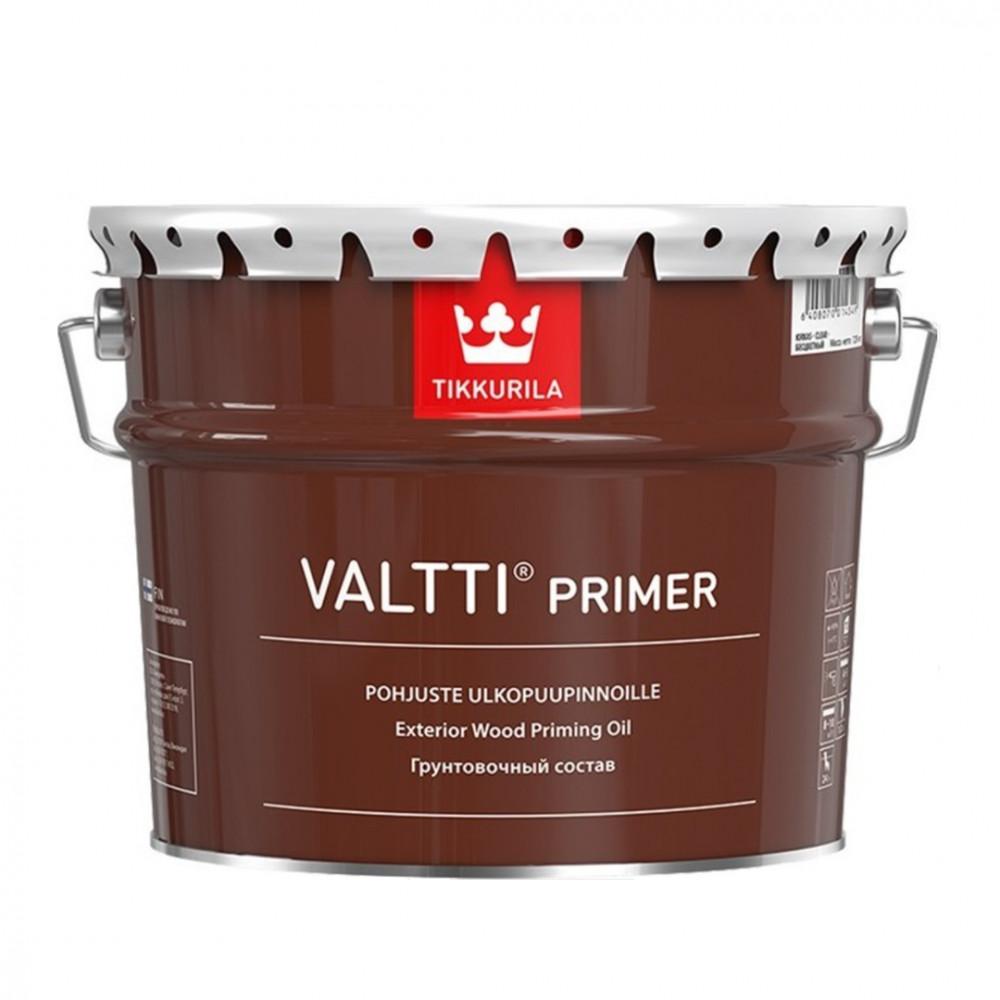 Пропитка для дерева Валтті-праймер TIKKURILA 2,7л