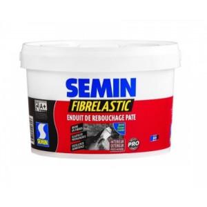 Шпаклівка готова еластична FIBRELASTIC TM 'SEMIN', 1,5кг