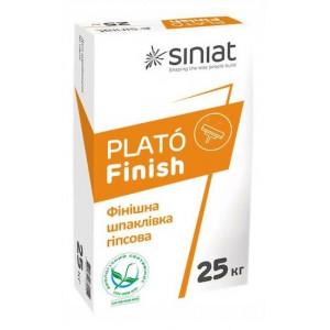 Шпаклівка PLATO фініш  25кг