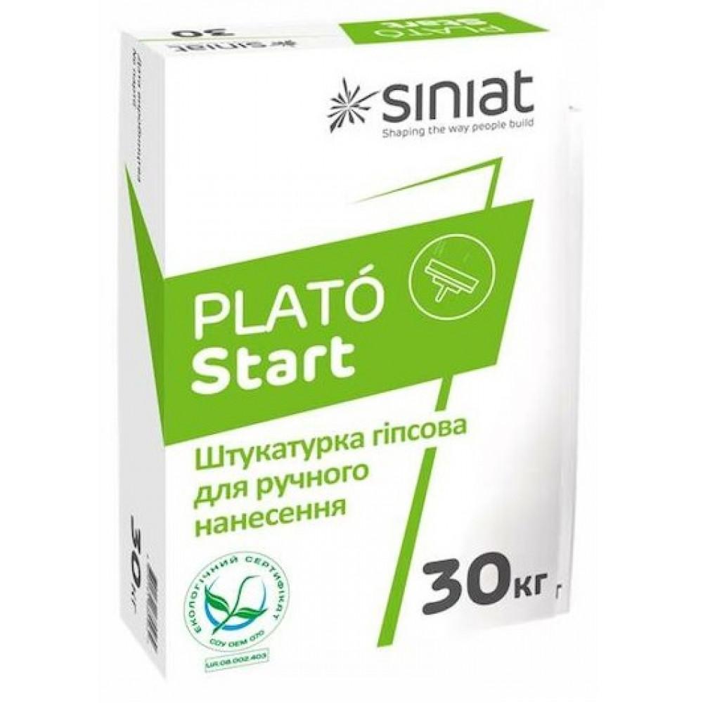 Шпаклівка PLATO старт 30 кг