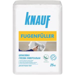 Шпатлівка для швів ГК Фугенфюлер KNAUF  25 кг