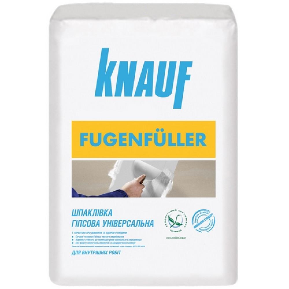 Шпатлівка для швів ГК Фугенфюлер KNAUF 10 кг