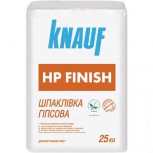 Шпатлівка гіпсова фініш НР KNAUF 25 кг