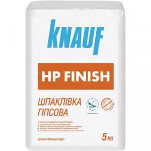 Шпатлівка гіпсова фініш НР KNAUF 5 кг