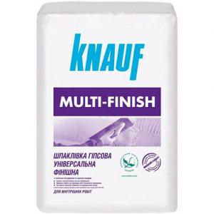 Шпатлівка мультифініш  KNAUF 25 кг