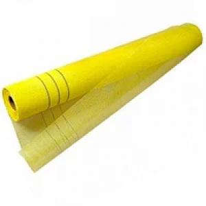 Сітка штукатурна фасадна  ССА 160г/м (жовта/синя)