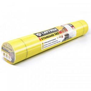 Сітка скловолоконна стандарт.140 5х5 1м х50м жовта