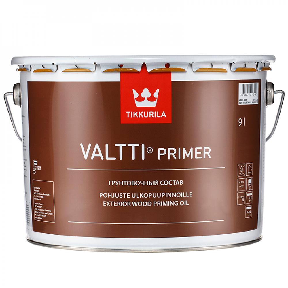 Пропитка для дерева Валтти-праймер TIKKURILA 9л