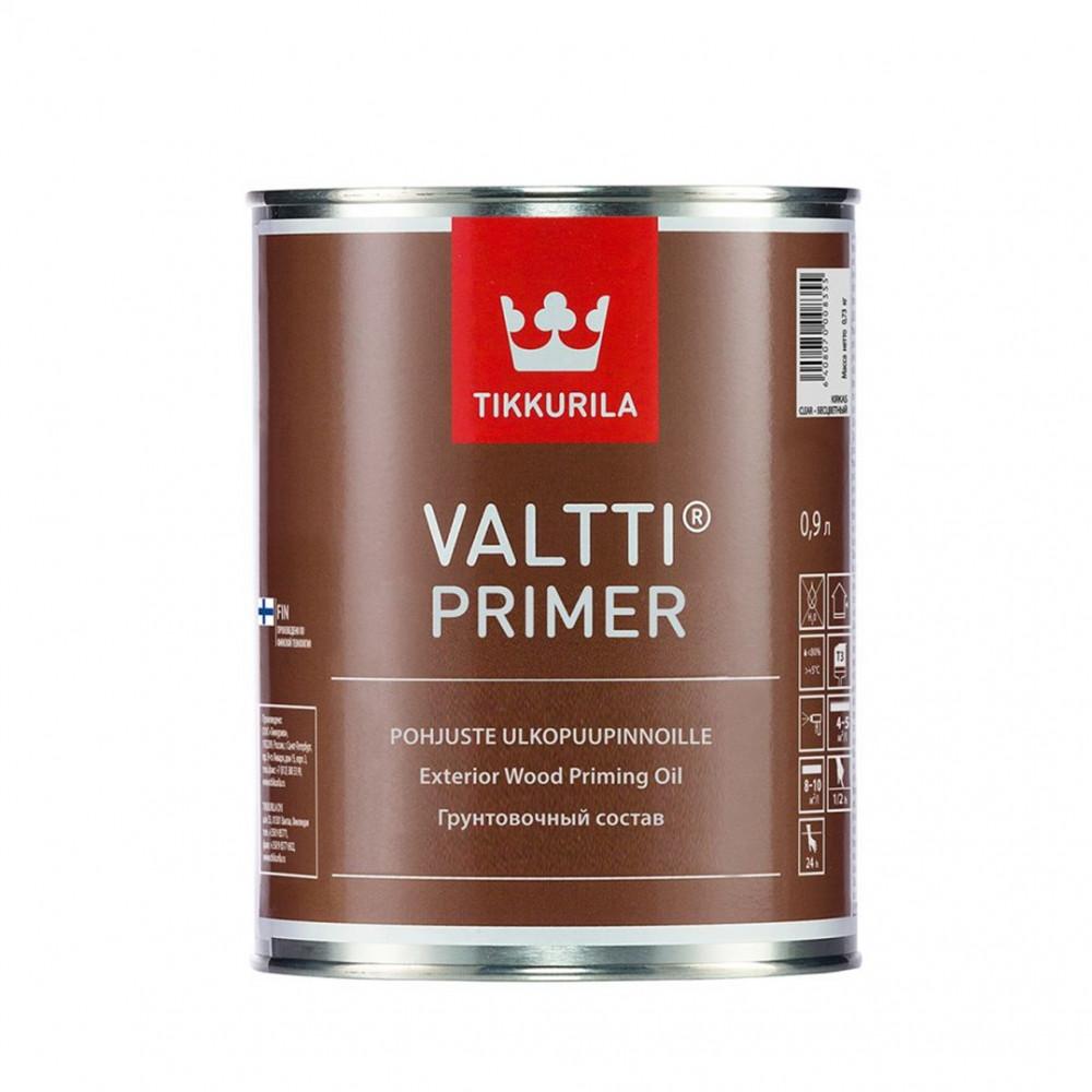 Пропитка для дерева Валтти-праймер TIKKURILA 0,9 л
