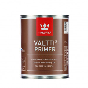 Пропитка для дерева Валтті-праймер TIKKURILA 0,9л