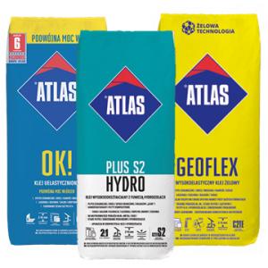Клей для плитки ATLAS