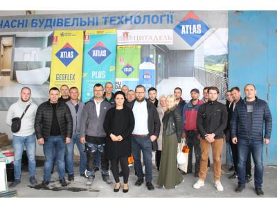 Майстер-клас ATLAS у Львові