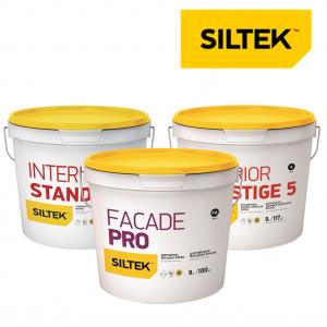 Фарби інтер'єрні SILTEK