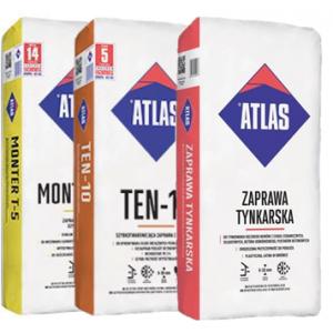 Суміші загально-будівельного призначення ATLAS