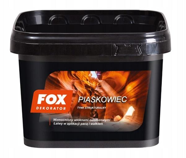 Декоративная штукатурка Fox Dekorator
