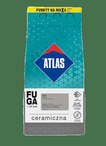Фуга  ATLAS CERAMICZNA 2 кг.
